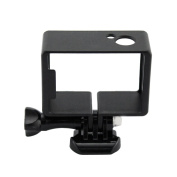 Protector Housing Side Frame Mount Border for SJ4000 WiFi Action Camera Cam