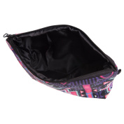WOMEN'S GIRLS MAKE UP BAG COSMETICS POUCH CASE TOILETRY WASH BAG BEAUTY WALLET DOCUMENTS HOLDER