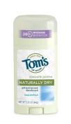 Tom's Of Maine Women's Naturally Dry Antiperspirant, Unscented, 70ml
