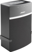 Bose Soundtouch 10 WALL MOUNT by Cavus -Adjustable Bracket (Black) BST10B