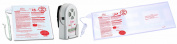 Secure Bed & Chair Exit Alarm Combo Pack Includes Both Bed & Chair Sensor Pads, Alarm Monitor & Batteries