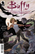 Buffy the Vampire Slayer #1 Season 10 New Rules Part 1 [Paperback]