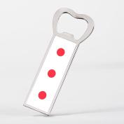 Japan Japanese Flag 日本 日の丸 Bottle Opener Fridge Magnet