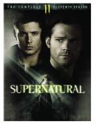 Supernatural: Season 11 [Region B] [Blu-ray]