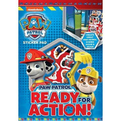 Official Paw Patrol Sticker Pad **NEW**