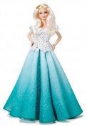 Barbie DGX98 2016 Holiday Barbie Doll