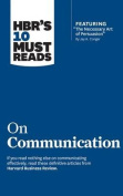 HBR's 10 Must Reads on Communication  [Audio]