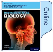 International GCSE Biology for Oxford International AQA Examinations