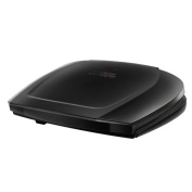 George Foreman 18910 Ten Portion Entertaining Grill - Black
