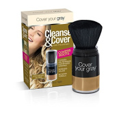 Cover Your Grey Cleanse and Freshener, Light Brown/Blonde