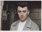 Sam Smith (Singer) SIGNED Photo 1st Generation PRINT Ltd 150 + Certificate