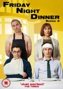 Friday Night Dinner: Series 4 [Regions 2,4]