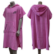 Lightahead® Cotton Surf Beach Hooded Poncho Changing Bath Robe