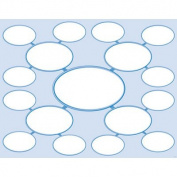 Reusable / Wipe-Off Teacher Story Web Chart / Poster