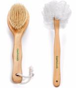 GranNaturals 2 Pcs Body Brush Set