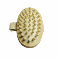 AnHua® 1PC Natural Wood Wooden Hand-Held Massager Body Brush Cellulite Reduction L Size