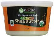 Organic fair trade african shea butter 470ml Tub