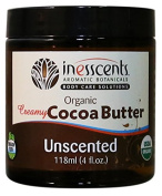Organic creamy cocoa butter unscented 60ml