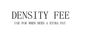 A Extra Density Fee