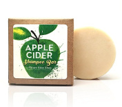 Apple Cider Shampoo Bar, Removes build up from hair and scalp