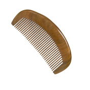 Casualfashion Classic Natural Green Sandalwood Wood Comb Head Massager Hair Combs Hair Care