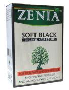 Zenia Organic Henna Hair Colour Soft Black 100g
