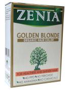 Zenia Organic Henna Hair Colour Golden Blonde 100g
