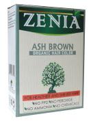 Zenia Organic Henna Hair Colour Ash Brown 100g