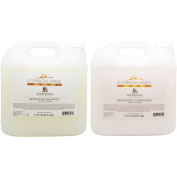 "Dominican Magic Coconut Detangler Shampoo & Conditioner 7.6lDuo ""Set"""