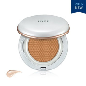 2016 New Iope Air Cushion Intense Cover C13 Cool Ivory 15ml(15g)+Refill 15ml