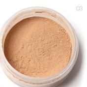Women Face Cosmetic Beauty Pro Powder Loose Powder Waterproof Skin Finish Powder 3 Colours