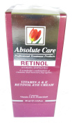 Absolute Care Professional Treatment Retinol Eye Cream with Vitamin A and E