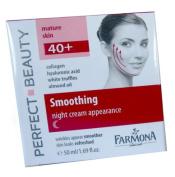 Farmona Perfect Beauty Smoothing Night Cream appearance 40+