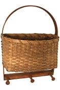 Wall Hanging Basket Weaving Kit
