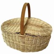 Wicker Picnic Basket Weaving Kit