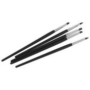 Gilroy 5pcs Flexible Fimo Clay Sculpture Tools for Carving Shaping Modelling