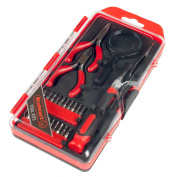 Stalwart 75-HT4025 Precision Electronics, Repair & Hobby Tool Set