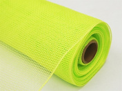 21 Inchx10 Mesh Roll - Apple Green