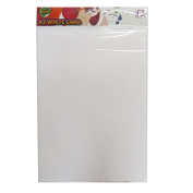 A3 White Card - Pack of 12 - Size 5m x 3.6m - by Pennine