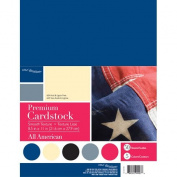 All American Core'dinations Value Pack Cardstock 22cm x 28cm 50/Pkg