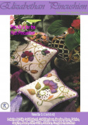 Elizabethan Pincushion Rich Needlework Embroidery Kit