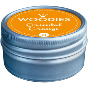 Woodies Dye-Based Ink Tin-Oriental Orange