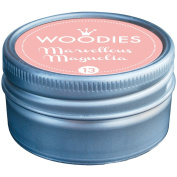 Woodies Dye-Based Ink Tin-Marvellous Magnolia