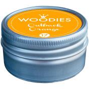 Woodies Dye-Based Ink Tin-Outback Orange