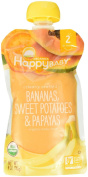 HappyBaby CC Organics Bananas, Sweet Potatoes & Papayas Organic Baby Food