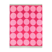 Just Born® Mix & Match Chenille Blanket in Pink Dots