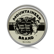 Granny Vicars' Nappy Balm with Zinc Oxide by Mountaineer Brand