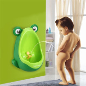 Frog Children Toddler Kids Boy Baby Potty Toilet Training Urinal Pee Bathroom US