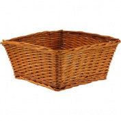Large Willow Basket HONEY