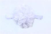 Susenstone 12PC Baby Newborn Toddler Headband, Hairband Elastic Flower Photography